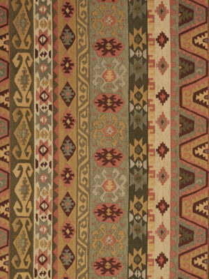 CF-9759 Aztec Verde Southwest Upholstery Fabric