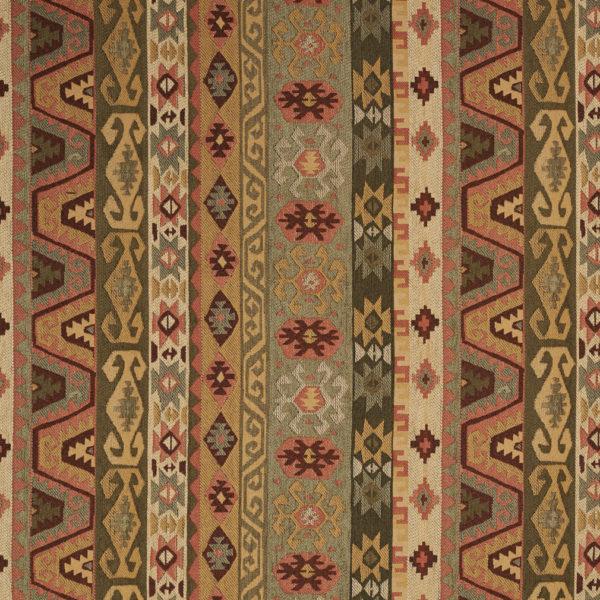 CF-9759 Aztec Verde Southwest Upholstery Fabric