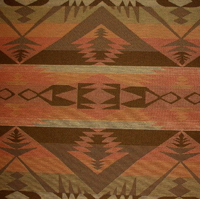 Comanche Nm 102 Southwest Pattern Upholstery Fabric