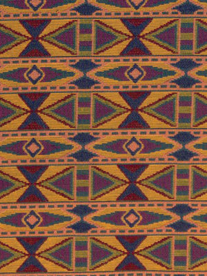 Teepee NM-120, Southwest Upholstery Fabric