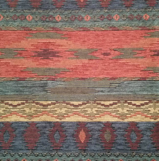 Southwest Upholstery Fabric Cima Sunset Z 2269