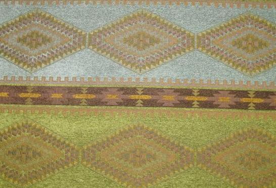 Z-2180 Azure Southwest Upholstery Fabric