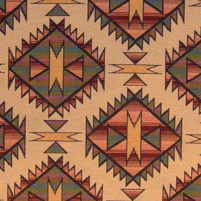 Z-885 Sun Star Southwest Upholstery Fabric