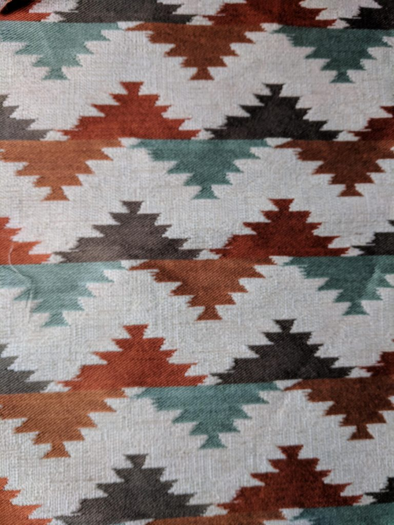Z-2792 Southwest Upholstery Fabric