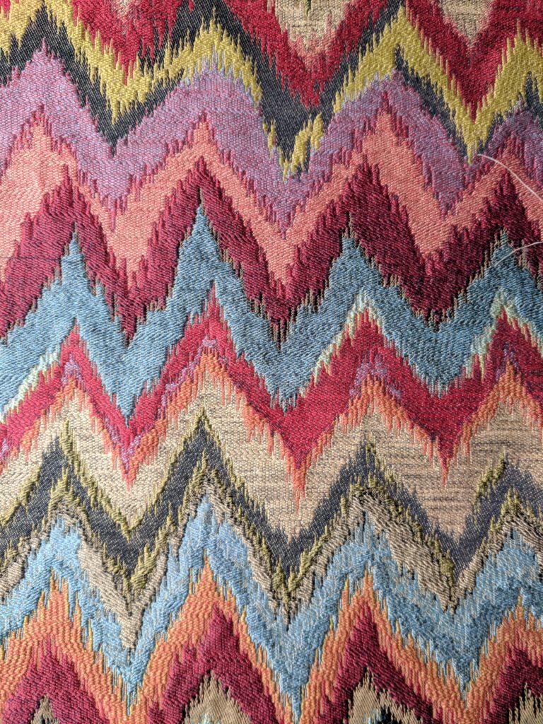 Z-2794 Rozet Canyon Southwest Upholstery Fabric